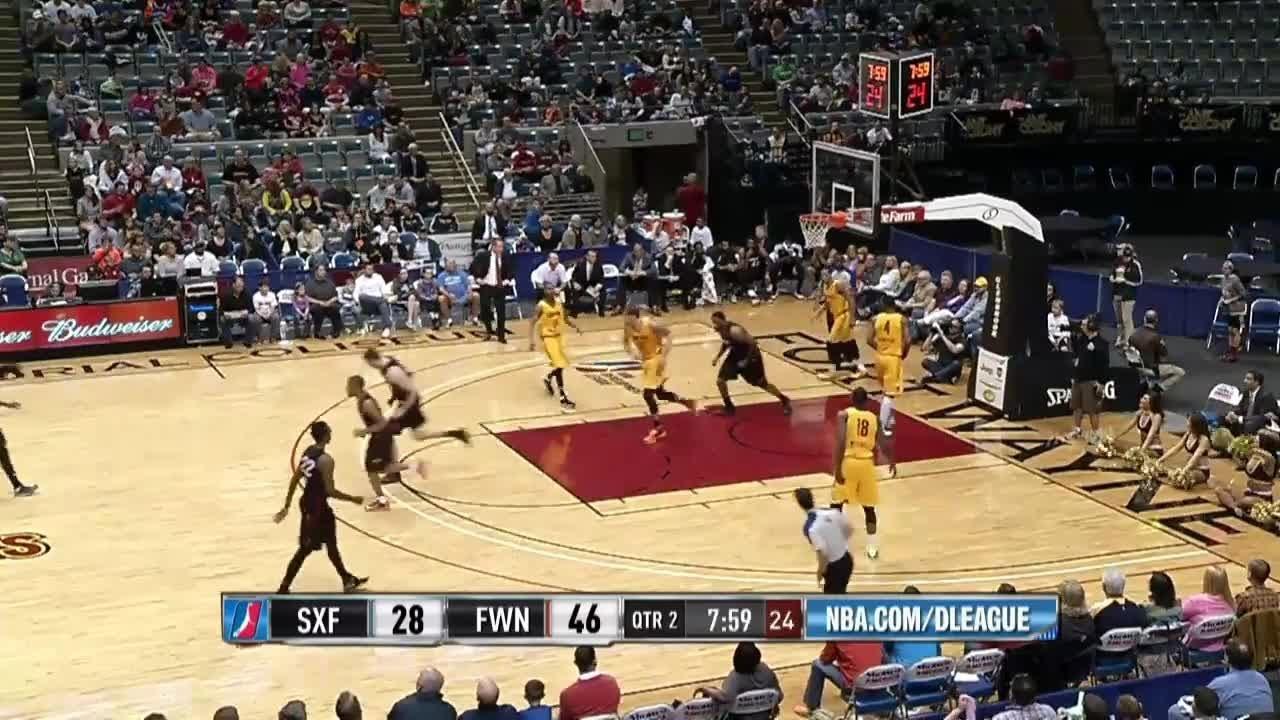 Craig Smith – Highlights of 2013-14 NBA D-League Season
