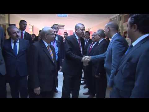 TC CUMHURBAKANLIĞI Cumhurbakan Erdoğan Tekirda'da | 05.05.15
