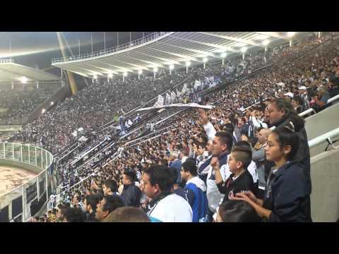 Hinchada de Talleres después del primero gol TALLERES (2) - 9 de Julio (0) - La Fiel - Talleres