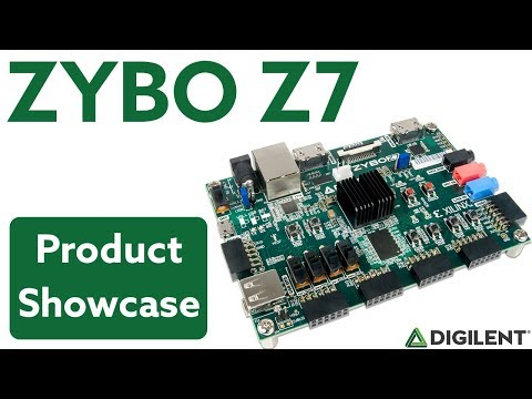 Zybo Z7 Introduction