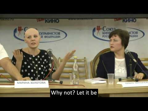 (eng sub!) Moments of the alopecia awareness conference held in Moscow in 2016 (видео)
