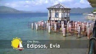 Aidipsos Greece  city pictures gallery : North Evia: Edipsos