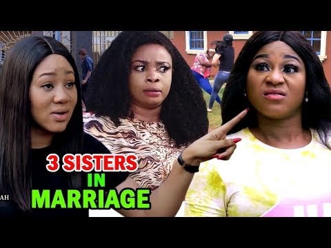 3 Sisters In Marriage (COMPLETE MOVIE) - Destiny Etiko & Chinenye Ubah 2020 Latest Nigerian Movie