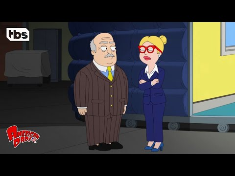 American Dad: Boys Club (Clip) | TBS
