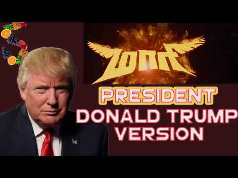 Maari - Donald Trump Version | Donald J Trump - American President |  US Elections |