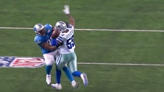 From A Cowboys Fan: Pass Interference Call Should Have Stuck In Lions Cowboys PlayOff Game