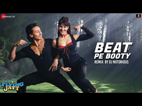 Beat Pe Booty Remix - DJ Notorious | A Flying Jatt