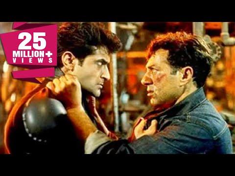 Jaani Dushman Best Action Fight Scene Sunny Deol Vs Armaan Kohli