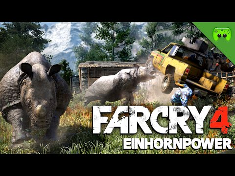 FAR CRY 4 # 11  - Einhornpower «» Let's Play Far Cry 4 | HD 60 FPS Gameplay