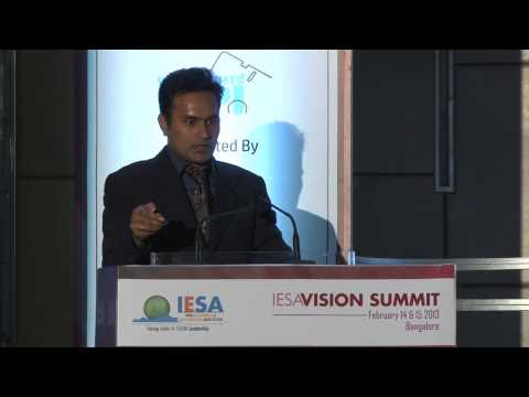 77.IESA Vision Summit 2013 Venkat Kodavati, Co-founder & VP Engineering, Posedge Corporation_1