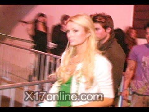 Paris Hilton And Friends Party For St. Pats  [2007]