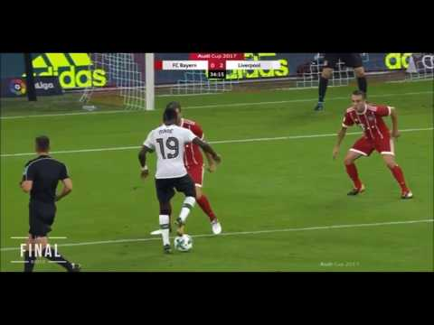 Liverpool Vs Bayern Munich || 3-0 All Goals HD || Audi Cup 2017