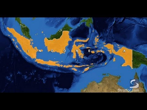 Indonesia's Geographic Challenge