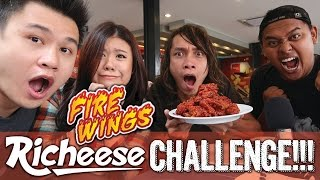 Video Richeese Fire Wings Challenge | Ayo Makan | GERRY GIRIANZA ft BLACK, ELISABETH WANG , RIKI MP3, 3GP, MP4, WEBM, AVI, FLV September 2018