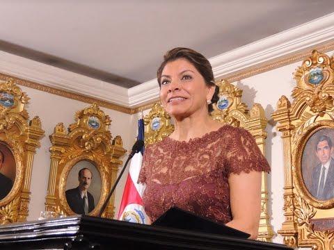 Discurso doña Laura Chinchilla Miranda, Acto develación retrato como Presidenta 2010-2014