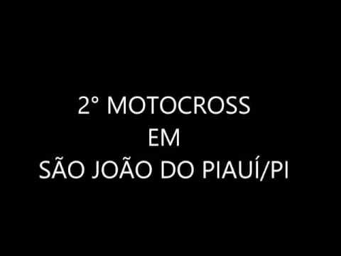 2°Mx São João do piauí /PI