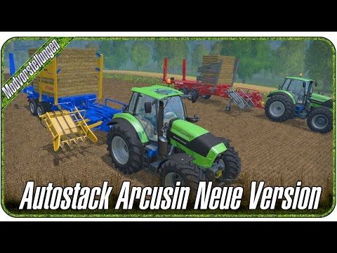 Arcusin Autostack Pack v1.0