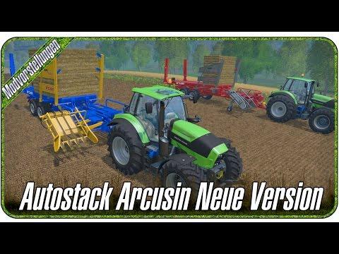 Arcusin Autostack Pack v1.0
