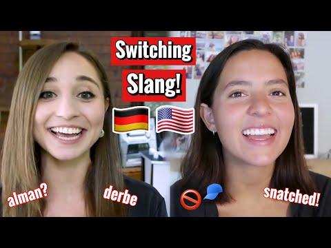 Switching Slang