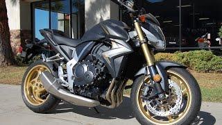 10. 2014 Honda CB1000R