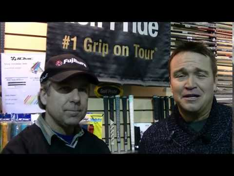 """The Tour Experience', lesson/equipment fitting, GBurns Golf School"