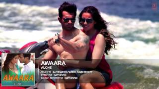 Awara alone 2015 song