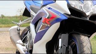 6. 2009 Suzuki GSX-R750