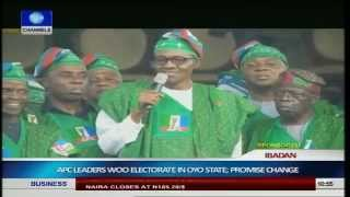 APC Presidential Rally Ibadan Part 12