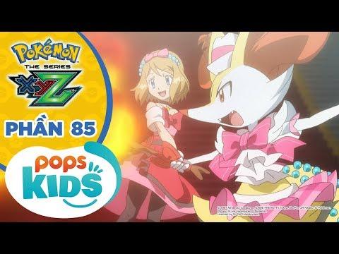 Hoạt Hình Pokémon S19 XYZ - Tổng Hợp Các Trận Chiến Pokémon Tại Giải Liên Đoàn KaLos Phần 85 - Thời lượng: 1:02:54.