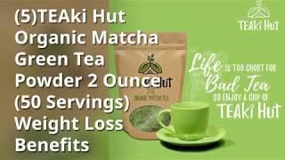 Best 5-Matcha-Green-Tea Powder 2018
