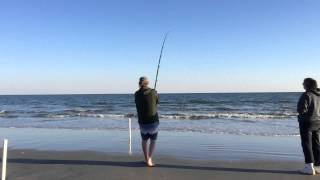 Myrtle Beach (SC) United States  City new picture : North Myrtle Beach S.C. USA Surf Fishing