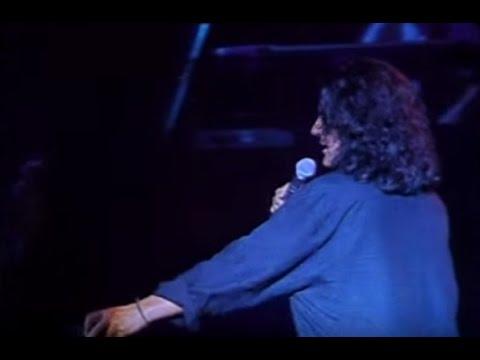 Ricardo Arjona video Si yo fuera - Teatro Opera 1995 - Argentina