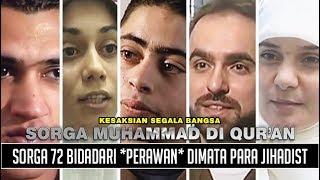 Video Benarkah ada Sorga 72 B1dadari *P3rawan* di Qur'an ? MP3, 3GP, MP4, WEBM, AVI, FLV Desember 2018