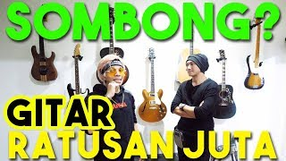 Video GREBEK GITAR RATUSAN JUTA ANJI.. SOMBONG?/KERJA KERAS? #ANJI PART2 MP3, 3GP, MP4, WEBM, AVI, FLV November 2018