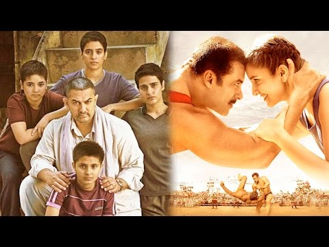 Aamir Khan's Dangal Has Similar Scenes To Salman K