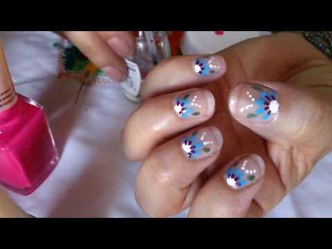Uñas decoradas - decorado de uñas·#321