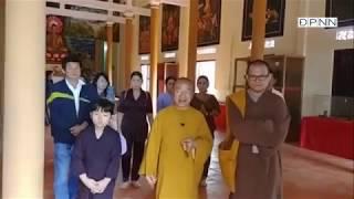 Thầy Nhật Từ ghé thăm Bảo tàng cổ vật tỉnh Gia Lai, ngày 06-06-2018