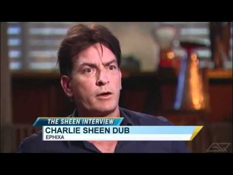 Charlie Sheen Drugstep