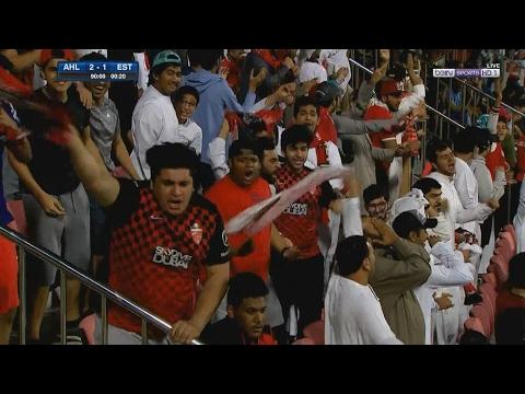 اهداف مباراة اهلي دبي 2 - 1 استقلال طهران