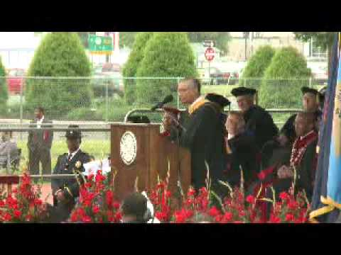 DSU 122nd Commencement Keynote Speaker