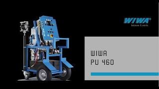 Anwendungsvideo WIWA DUOMIX PU 460 / WIWA PU GUN 4040