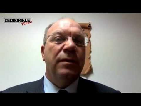 Intervista ad Antonio Del Corvo sul riordino delle Province