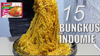 Video MUKBANG 15 PACKS INDOMIE MP3, 3GP, MP4, WEBM, AVI, FLV Juni 2018