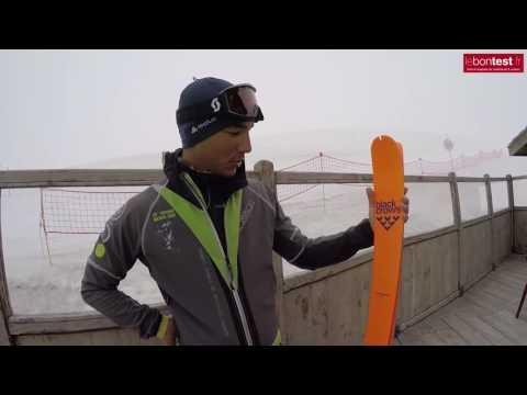 Vidéo test  VASTUS FREEBIRD