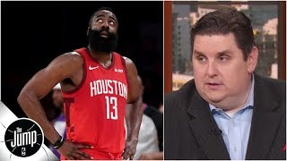 No matter what James Harden says, Scott Foster is a top NBA referee - Brian Windhorst   The Jump