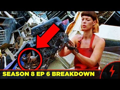 Walking Dead 8x06 BREAKDOWN - SCAVENGER THEORY! (Episode 6 Analysis)