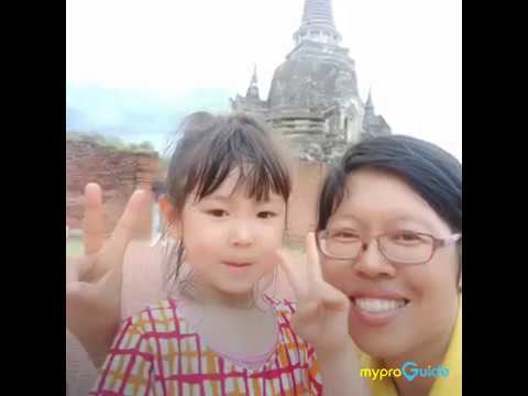Join my tour in Bangkok!-Dive into My Hometown - Tour guide creative video vote