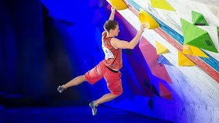 Moscow 2018, the Bouldering World Cup continues! by OnBouldering