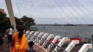 Ernakulam India  city pictures gallery : Marine Drive in Kochi (Ernakulam), Kerala - India tourism