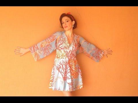 Come creare un coprispalle in pochi minuti -prima parte- Tutorial by Diana Toto